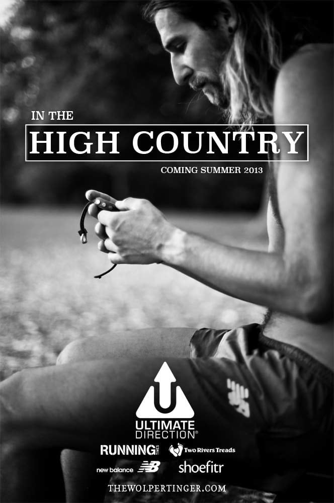 In The High Country - film poster