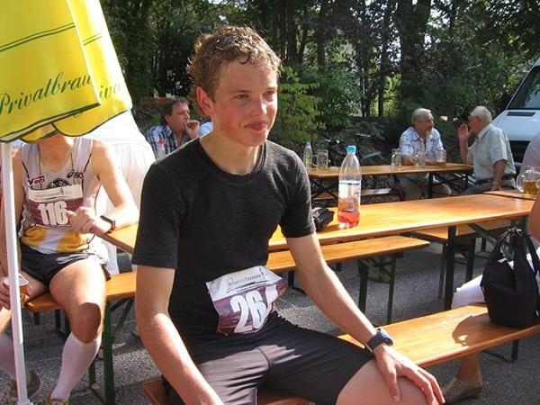 Philipp Reiter - 2009 Half Marathon
