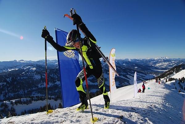 Philipp Reiter - 2011 German Skimo Championship