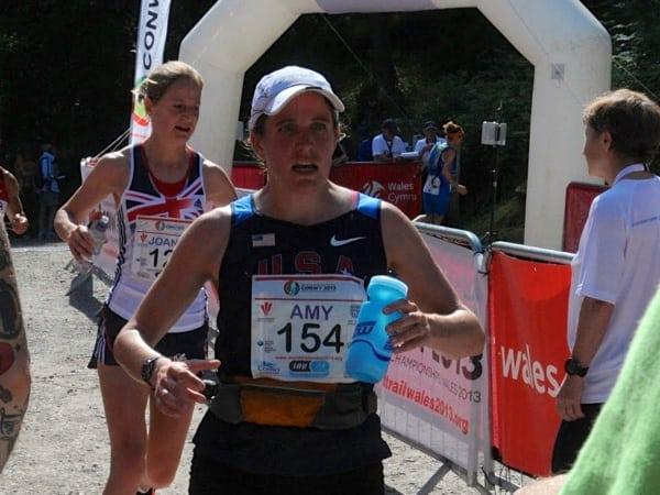 2013 IAU Trail World Championships - Amy Rusiecki