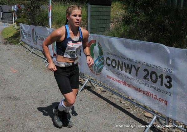 Michele Yates - 2013 IAU Trail World Championships