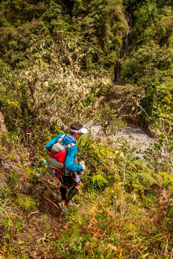 2013 Jungle Ultra - Ian Sharman descending