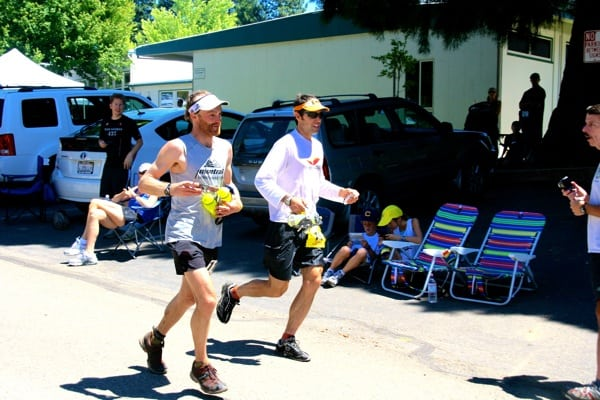 Geoff Roes - Foresthill - 2013 Western States 100 - Drymax