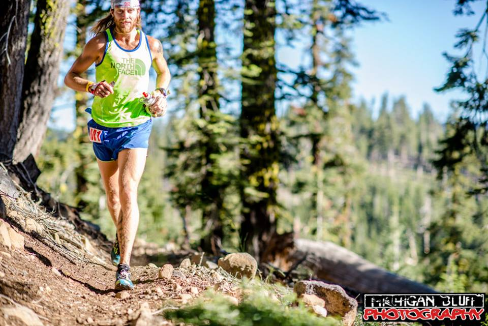 2013 Western States 100 - Timothy Olson - High Country