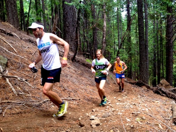 Timothy Olson - Dave Mackey - Mike Wolfe - 2012 Western States 100