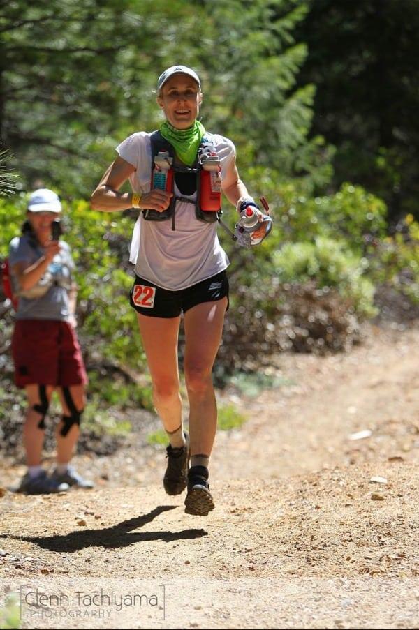 Pam Smith - 2013 Western States 100 - Dusty Corners