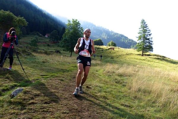 2013 TNF UTMB results - Miguel Heras