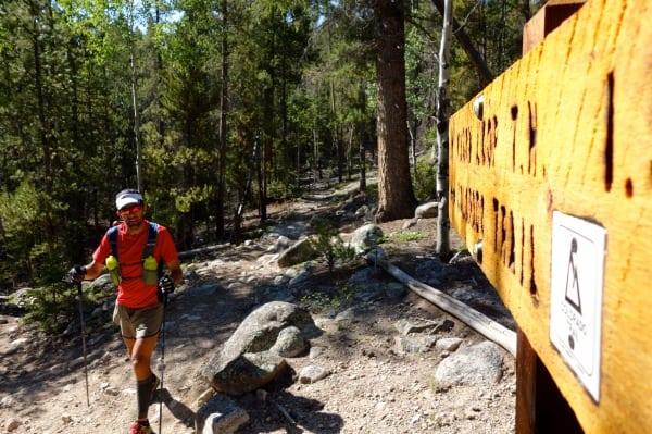 Scott Jaime - 2013 Colorado Trail FKT - Colorado Trail