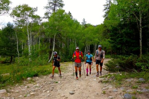 Scott Jaime - 2013 Colorado Trail FKT - smiles