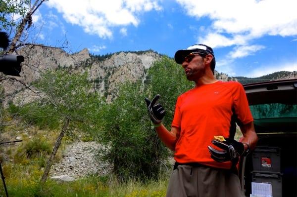 Scott Jaime - 2013 Colorado Trail FKT - McGriddle