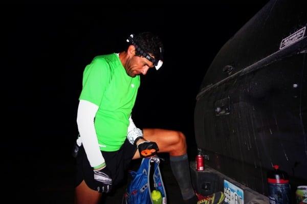 Scott Jaime - 2013 Colorado Trail FKT - zombie Jaime
