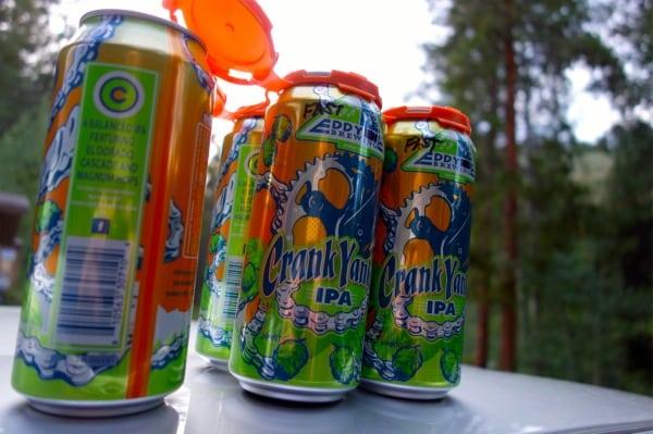 Scott Jaime - 2013 Colorado Trail FKT - Fast Eddy Beer