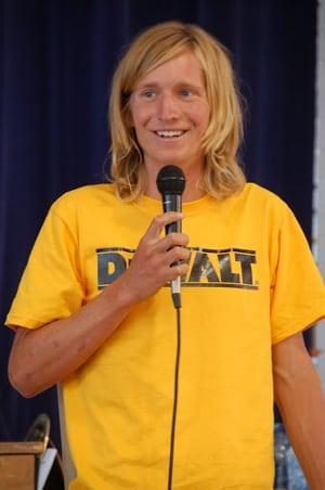 Kyle Skaggs - John DeWalt - Hardrock 100