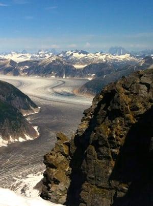Geoff Roes - explore Alaska glacier