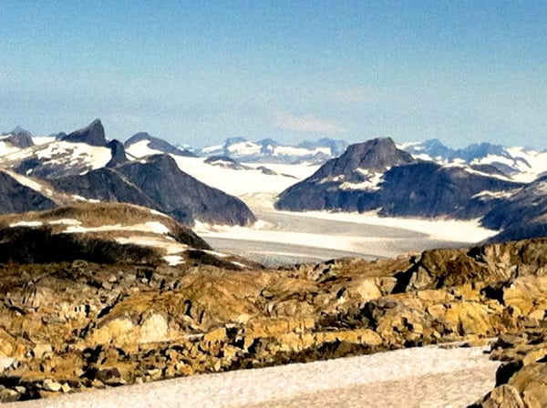 Geoff Roes - explore Alaska