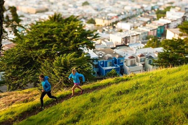 Rickey Gates - Anna Frost - San Francisco