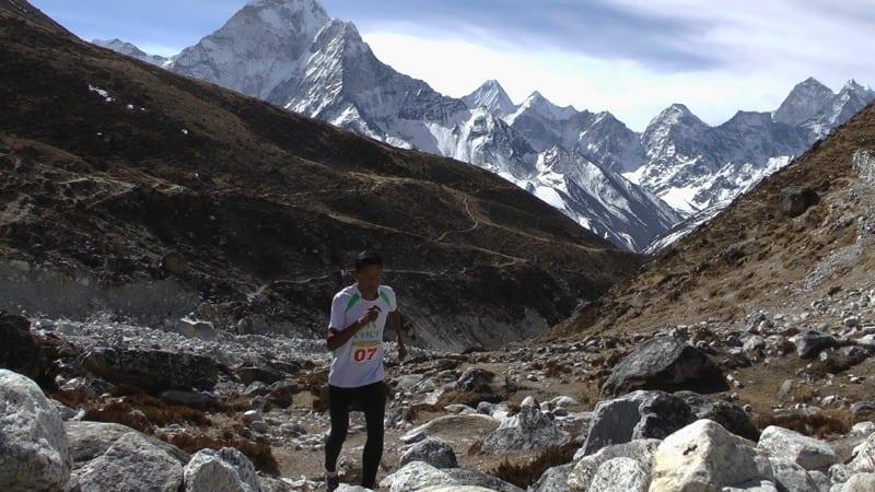 Aite Tamang - Everest Ultra