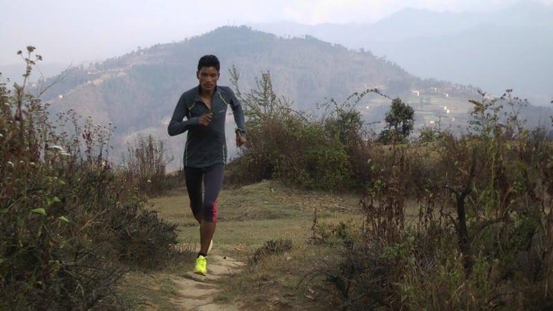 Aite Tamang training