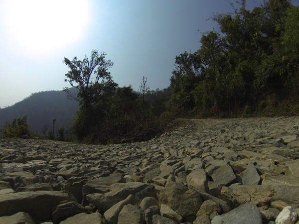 Pokhara switchbacks