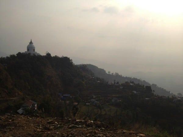 Annapurna 100 - Aite training