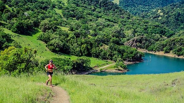 Cassie Scallon - 2013 Lake Sonoma 50 mile