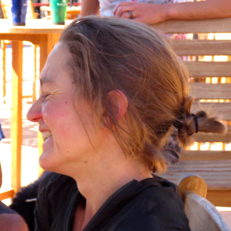 Lizzy Hawker - 2012 Run Rabbit Run 100 win