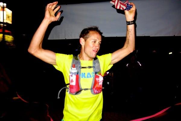 Jason Schlarb - 2013 Run Rabbit Run 100 - finish