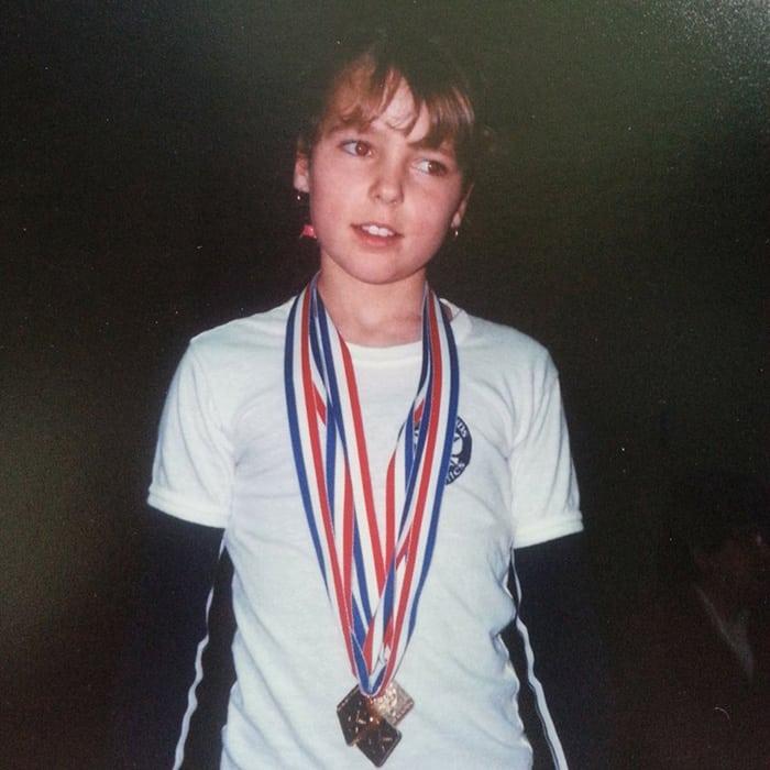 Tina Lewis - gymnastics