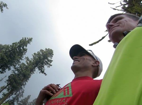 Yassine Diboun and Brian Donnelly - Oregon PCT