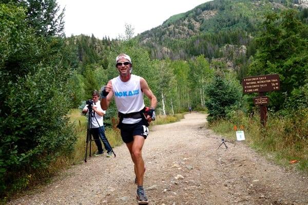 Karl Meltzer - 2013 Run Rabbit Run 100