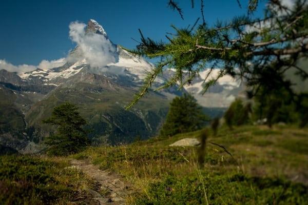 Matternhorn - long view