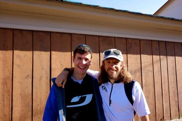 Ian Sharman - Nick Clark - 2013 Leadville 100