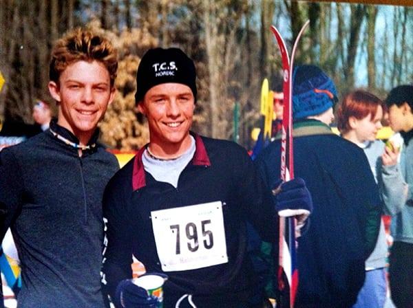 Adam Campbell - Nordic skiing