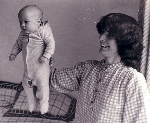 Adam Campbell - mom Wendy Swinton