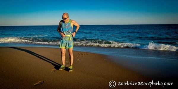 Ben Nephew - North South Trail - Finish
