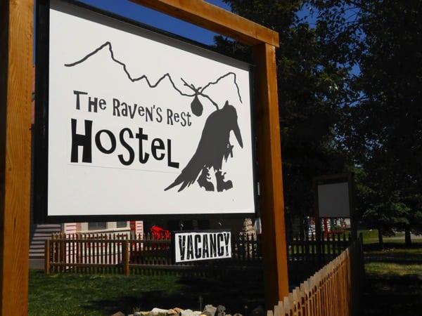 The Raven's Rest Hostel