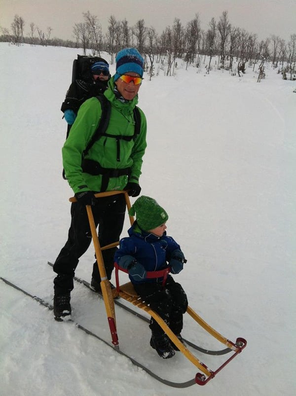 Eirik Haugsnes - winter training
