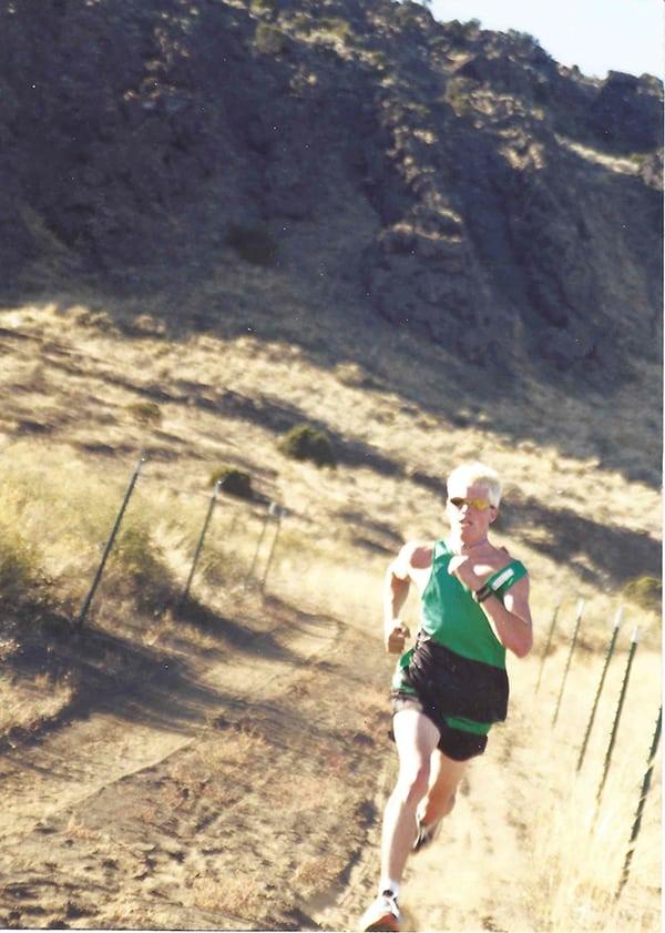 Luke Nelson - Menan Butte Cross Country Race