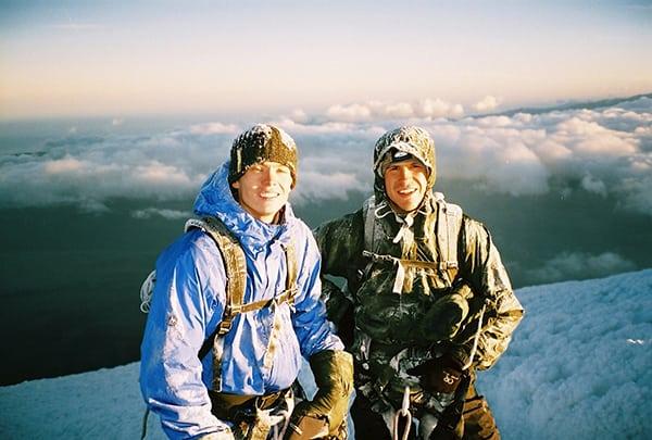 Luke Nelson - Chimborazo - Peru