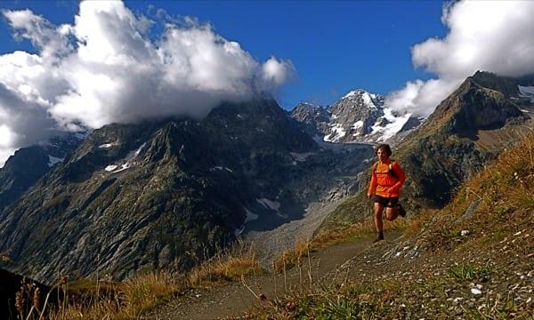 Zach Miller - TMB Italy Switzerland