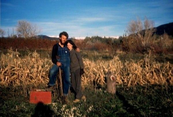 Buzz Burrell - farm 1975