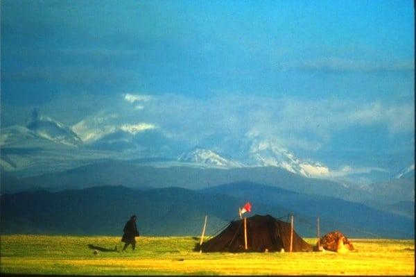 Buzz Burrell - Tibet 1986