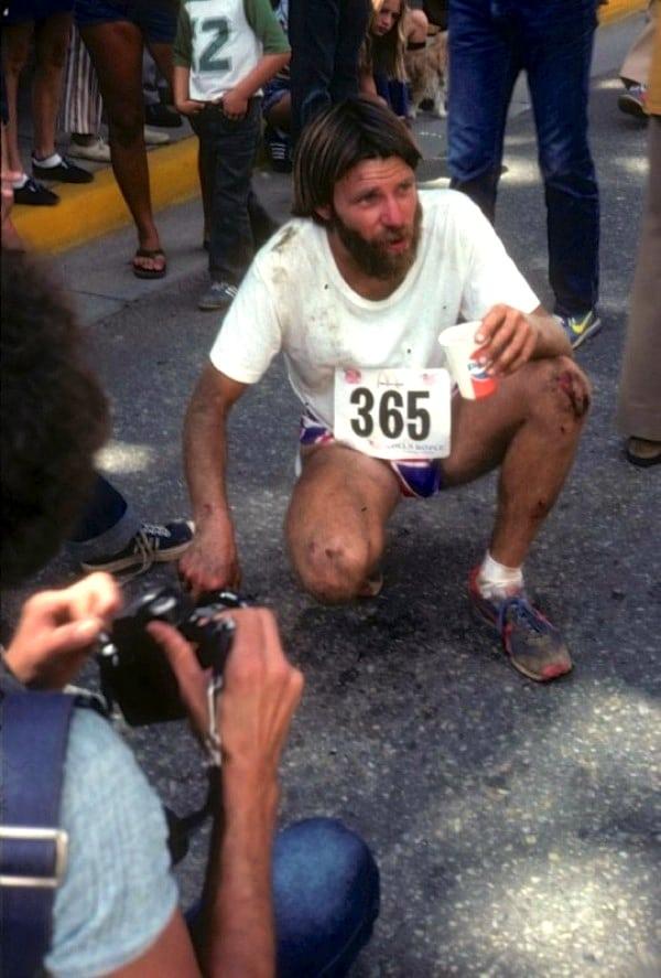 Buzz Burrell - Pikes Peak 1976