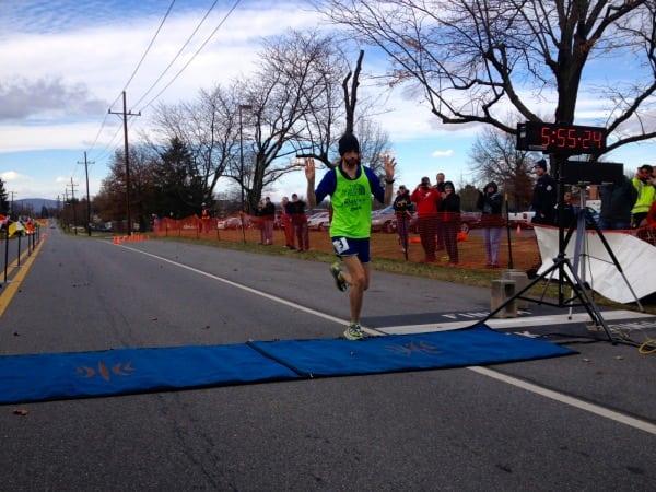 Mike Wardian - 2013 JFK 50 Mile