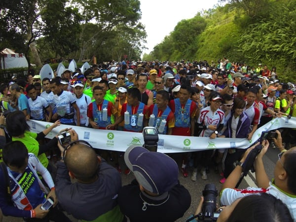 2013 Oxfam Trailwalker - Team Columbia S1 - Team Nepal