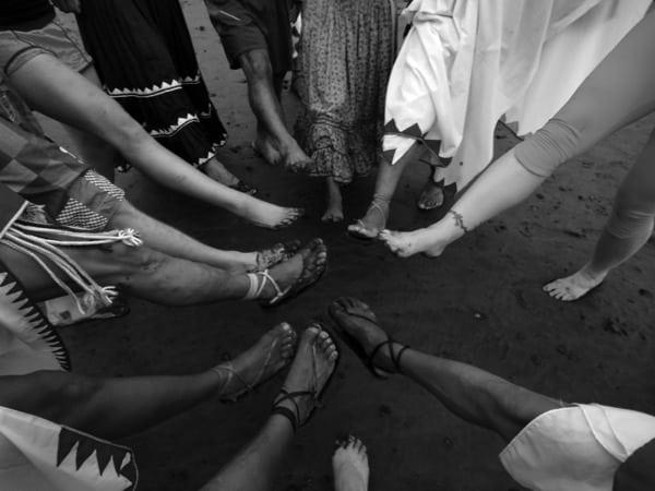 2013 La Ruta Run - Feet