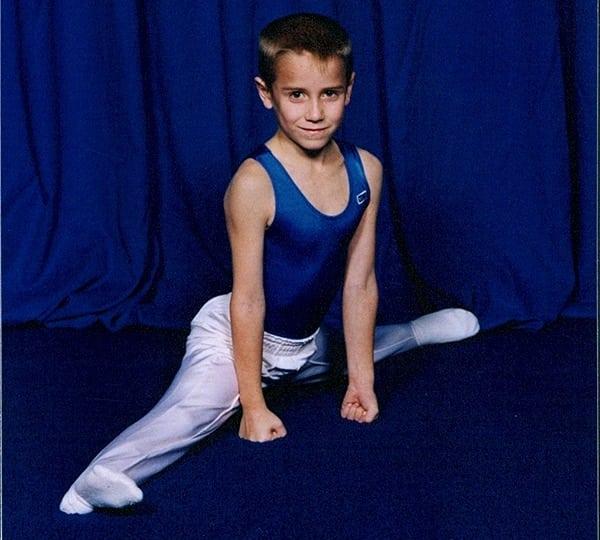 Alex Nichols - gymnast