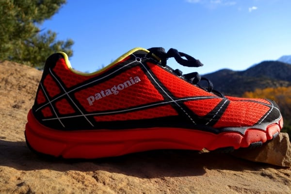 Patagonia EVERlong - lateral upper