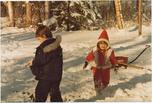 Catrin Jones - Cornell winter