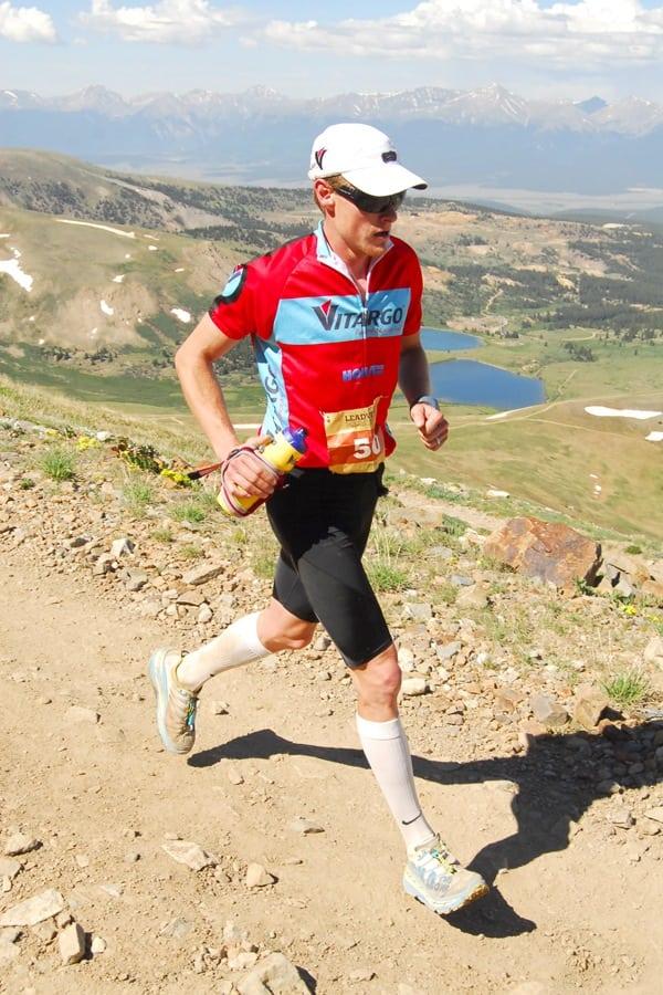 Travis Macy - 2013 Leadville Trail Marathon